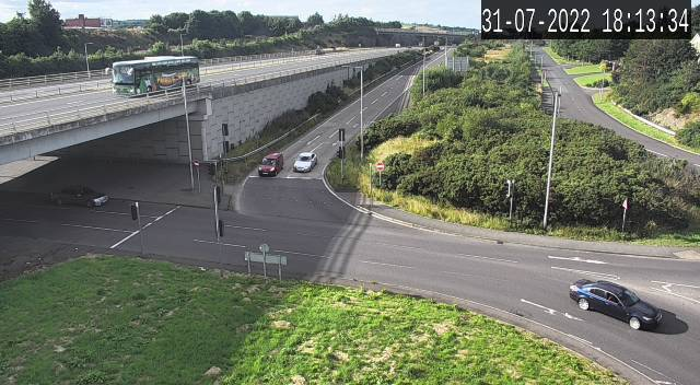 CCTV Camera image for A1 Newry