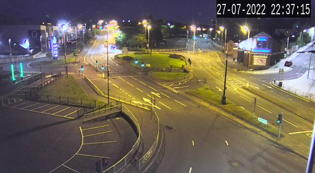 CCTV Camera image for Union Bridge, Lisburn