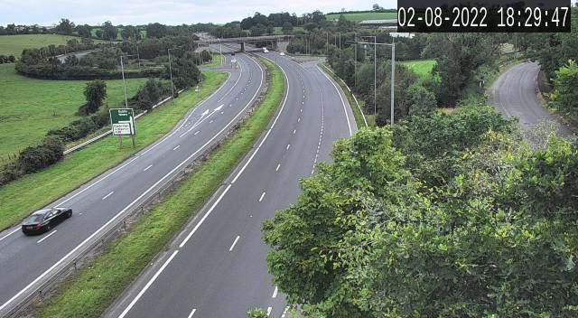 CCTV Camera image for A1 Banbridge