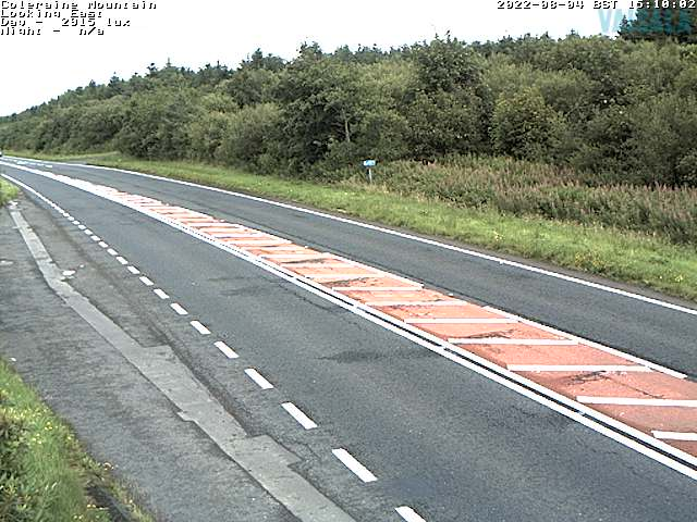 CCTV Camera image for A37 Coleraine Mountain