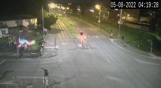 CCTV Camera image for Upper Newtownards Rd - Dunlady Rd