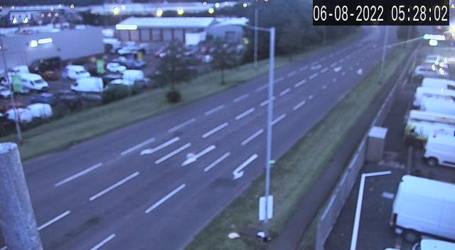 CCTV Camera image for Scullions Rd