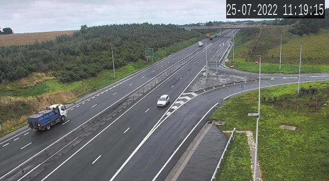 CCTV Camera image for A6 Randalstown