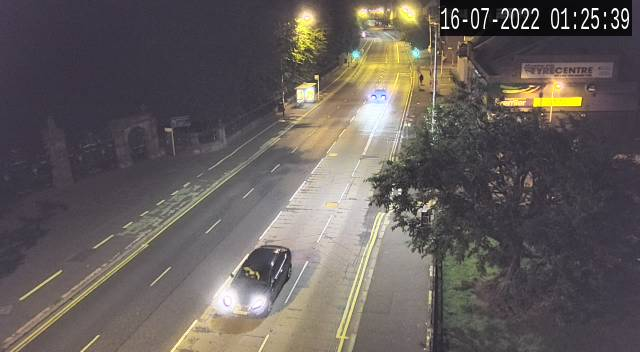 CCTV Camera image for Ormeau Road - Annadale Embankment
