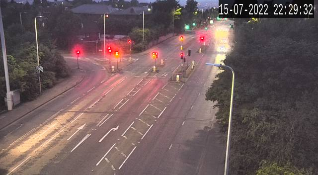 CCTV Camera image for Saintfield Road - Primrose Hill