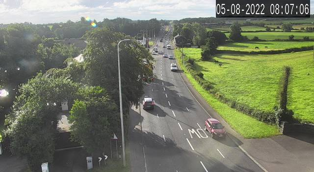 CCTV Camera image for A2 - Ballyrobert