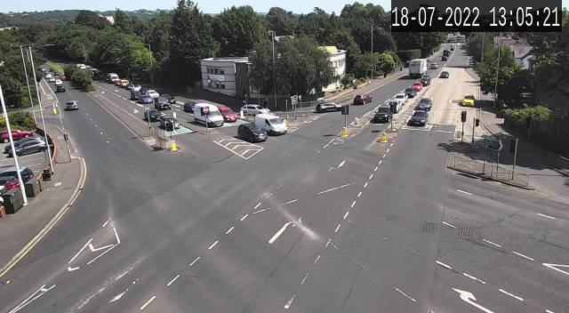 CCTV Camera image for Knock Road - Upper Newtownards Road