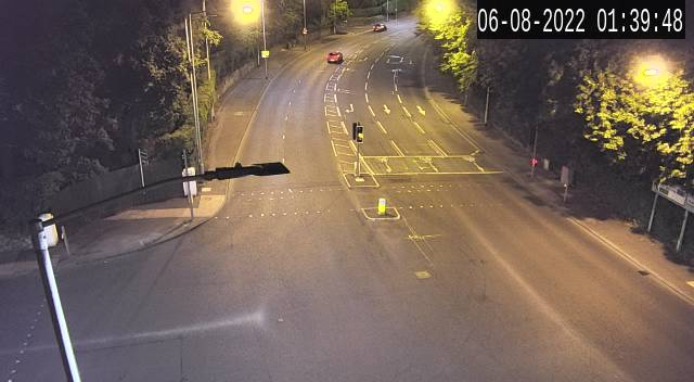 CCTV Camera image for Malone Road - Old Stranmillis Road