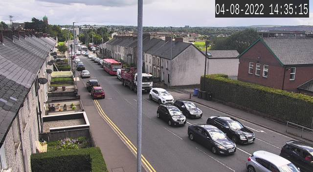 CCTV Camera image for Buncrana Road
