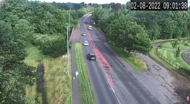 CCTV Camera image for Drumahoe Park and Ride