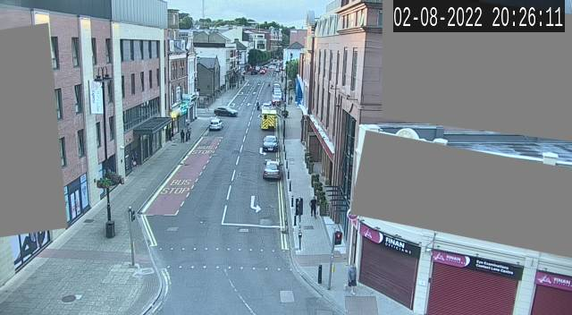 CCTV Camera image for Great James Street