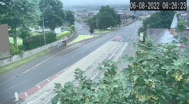 CCTV Camera image for Rossdowney Road