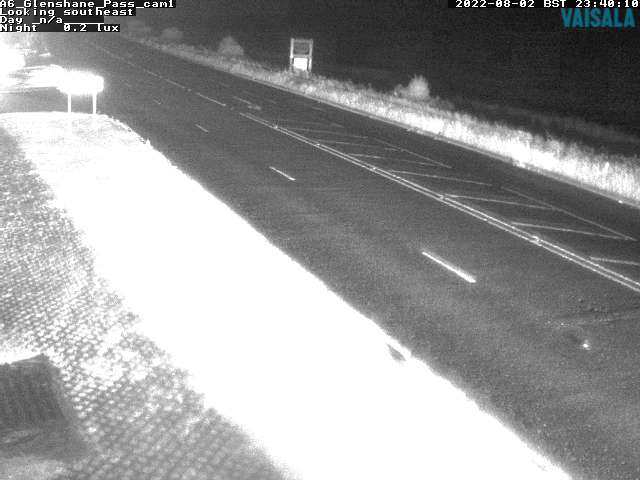 CCTV Camera image for A6 Glenshane Pass